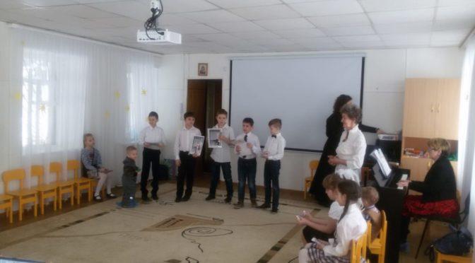 День Защитника Отечества в воскресной школе